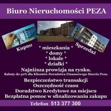 Biuro Nieruchomości PEZA. Sprzedaj z nami swoją nieruchomość.