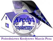 Kredyty (również W Mdm) - bezpłatna pomoc - Pośrednictwo Kredytowe Marcin Peza