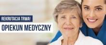 Opiekun Medyczny - zawód w rok! Ostatnie dni rekrutacji!!