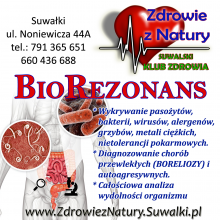 BIOREZONANS - Nowoczesna diagnostyka chorób