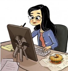 Praca Dla Kobiet, W Domu