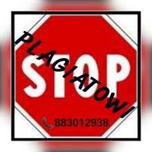 STOP Plagiatowi - Pomoc Przy Pisaniu Prac Studenckich!