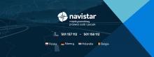 Navistar Przewoz miedzynarodowy osob i paczek Niemcy Holandia Belgia