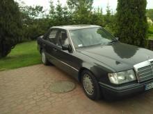 Zadbany -Mercedes 124 250 D 1990 R. 276 tys.km