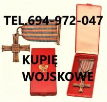 Kupie Odznaczenia,Odznaki,Medale stare Wojskowe
