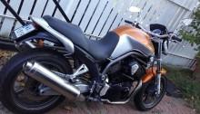 Yamaha Bulldog 1100