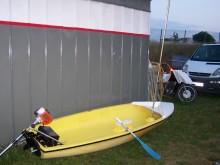 Łódz wiosłowa,żaglówka,motorówka