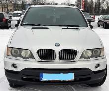 BMW X5 e53 4,4 lpg