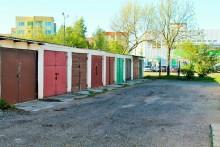 Garaż z kanałem i prądem blisko ul.Jana Pawła II.