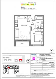 WARSZAWA- mieszkanie 2-pokojowe