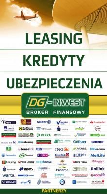 Kredyty, leasingi, faktoring, ubezpieczenia