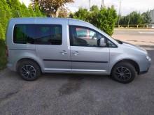 VW CADDY Life 1,6 LPG 2004 7 osob.  Oszczędny