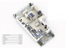 Wynajmę mieszkanie 67 m2 z miejscem postojowym i komórką lokatorską w Białymstoku