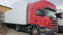 Ciągnik siodłowy Scania - 2004 r.
