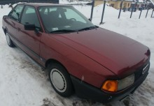 Sprzedam Audi 80 B3 LPG 1991r.