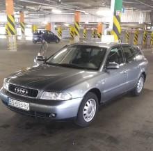 Sprzedam Audi A4 B5 Kombi 1.6 benzyna + gaz