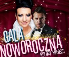 Kolory miłości. Gala Noworoczna z Alicją Węgorzewską i Voytkiem Soko-Sokolnickim