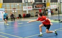 Badminton. Ćwierćfinał Sobolewskiego w deblu MMPolski