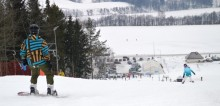 WOSiR Szelment. Śniegu pod narty na metr [wideo i zdjęcia]