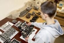 Studenci Politechniki Białostockiej budują kolejny bolid [zdjęcia]