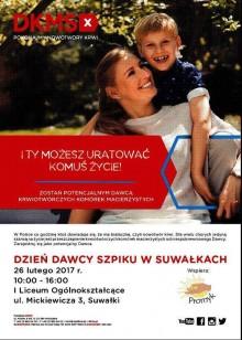 Dzień Dawcy w Suwałkach