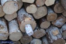 Kontrabanda w drewnianych balach