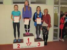 Lekkoatletyka. 11 medali Hańczy w Białymstoku