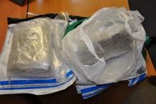 Podlascy policjanci przejęli blisko 1,3 kg narkotyków