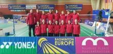 Przed ME Juniorów w badmintonie. Kadra z Sobolkiem we Francji