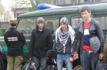Trzech mężczyzn nielegalnie przekroczyło granicę polsko-litewską