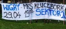 Wigry Suwałki - MKS Kluczbork. Dotąd były same remisy [wideo]