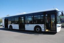 Miasto testuje autobusy dla komunikacji miejskiej