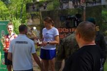 Twarda jak stal. Funkcjonariuszka straży granicznej z Gołdapi w Granicznej Dziewiątce [zdjęcia]