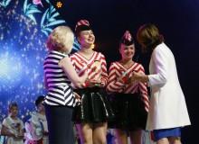 Grand Prix dla Dance Folk ROKVA i Pawła Rydza z Małogoszczy. Po Muszelkach Wigier [zdjęcia]