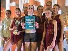 Dance Zone. Z Augustowa wróciły z nagrodami