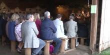 Puńsk. Koncerty Alna i Dzukija godne jubileuszów [wideo]