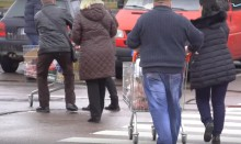 Niemal póltora miliarda wydali Litwini na zakupach w Polsce. Suwałki są dla nich galerią  handlową