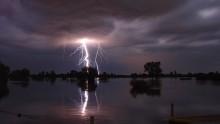 Uwaga! Jutro nad regionem przejdą gwałtowne burze