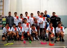 Unihokej. Junior Suwałki Cup 2017 dla Gimnazjum w Jasionówce