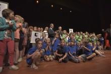 Grand Prix Wigraszka dla Teatru Jorik na Łotwie [zdjęcia]