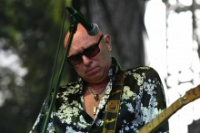 Multiinstrumentalista Eddie Martin w Suwałkach [zdjęcia]
