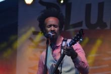 Zdobywca tegorocznej Grammy w Suwałkach. Fantastic Negrito na Suwałki Blues Festival [zdjęcia]
