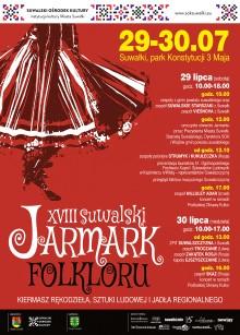 18. Suwalski Jarmark Folkloru