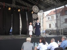 Śpiewacy z powiatu suwalskiego nagrodzeni w Kazimierzu [zdjęcia]