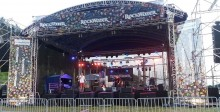 Rockwater Festival Szelment 2017 rozpoczęty. Gorące słońce i muzyka [zdjęcia]