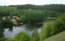 Rowerem wokół jeziora Hańcza. Wycieczka w sobotę