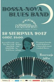 Bossa – Nova Blues Band w Rozmarino