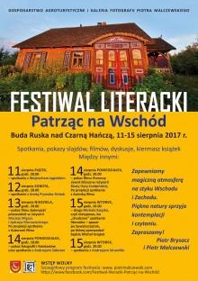 "Buda Ruska. Festiwal literacki ""Patrząc na Wschód"""