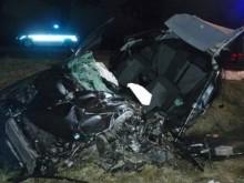 Wypadek w Szczepkach koło Nowinki. Pięć osób zostało rannych [zdjęcia]