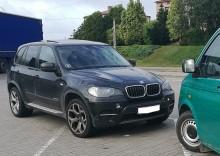 BMW za 100 tysięcy zł. Ścigany kierowca w skradzionym aucie